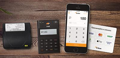 АТОЛ и 2can объявили о выпуске ультракомпактного «коробочного» решения для приема платежей для курьеров