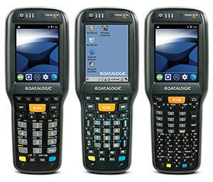 Компания Datalogic выпускает новый мобильный компьютер Skorpio X4